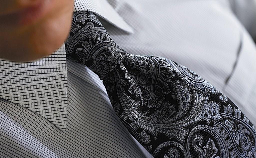 Krawat – koszula