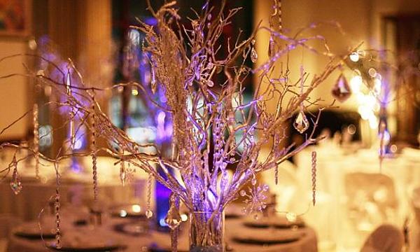 Kryształowe drzewko