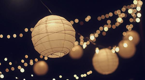 Papierowe latarnie