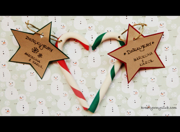 Świąteczne upominki dla gości