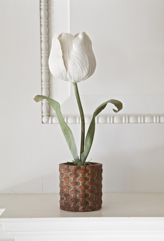 Porcelanowe kwiaty
