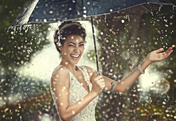 Nie bój się deszczu