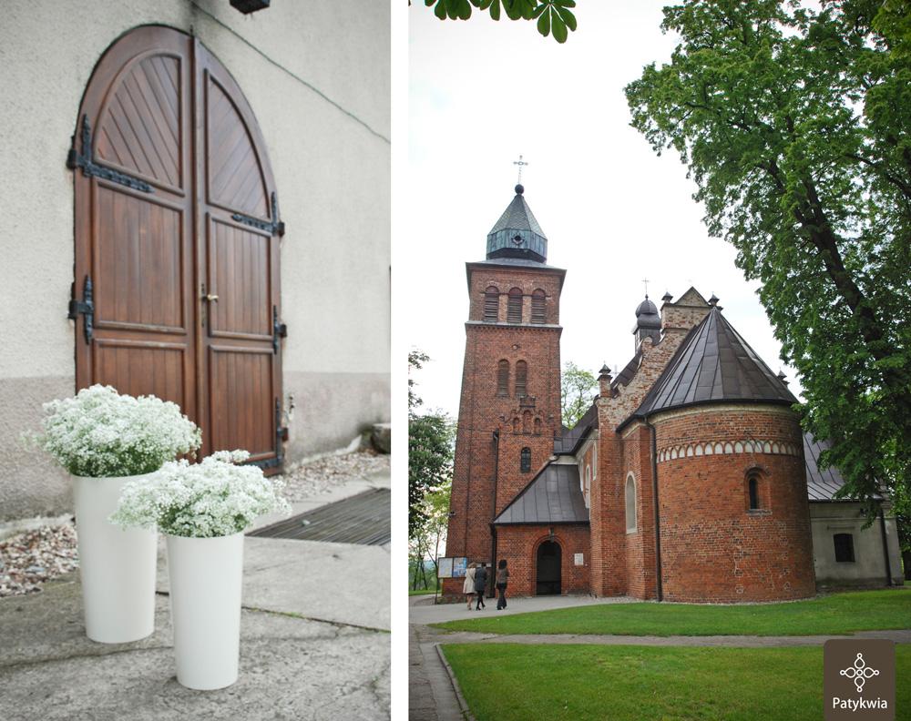 dekorowanie kościołów