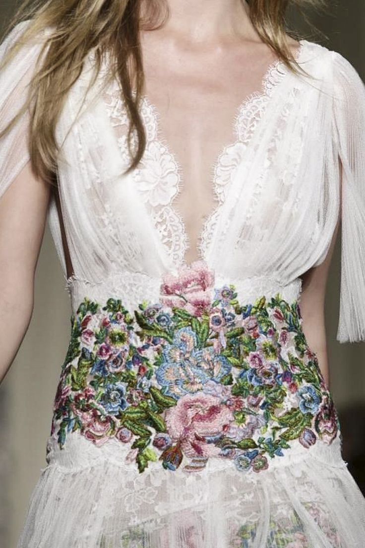 Marchesa, Ready to Wear Spring Summer 2015 Collection in London