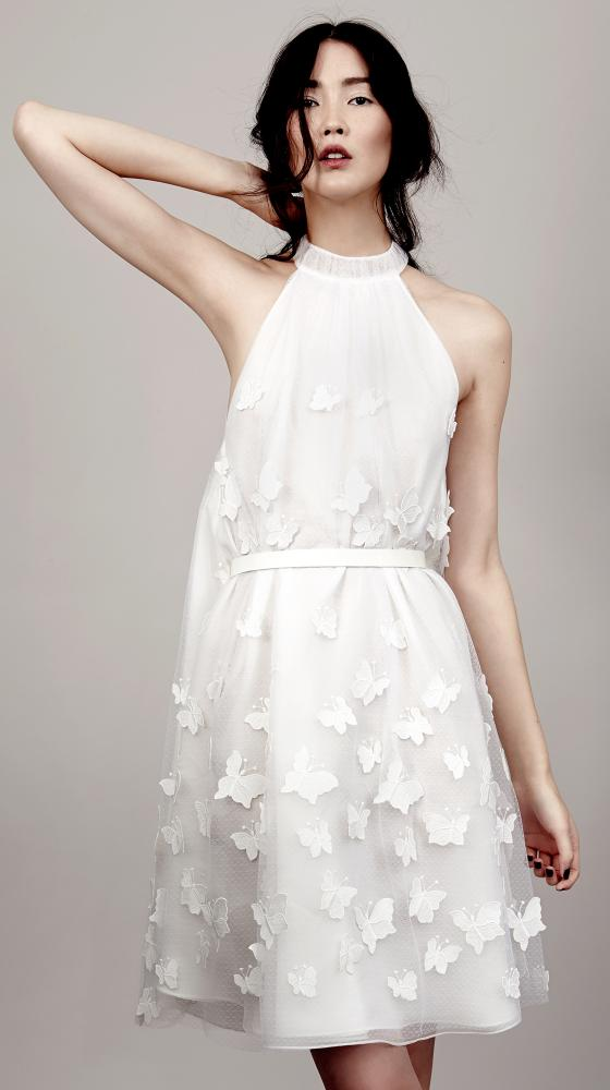 OPHELIA PAPILLON DRESS