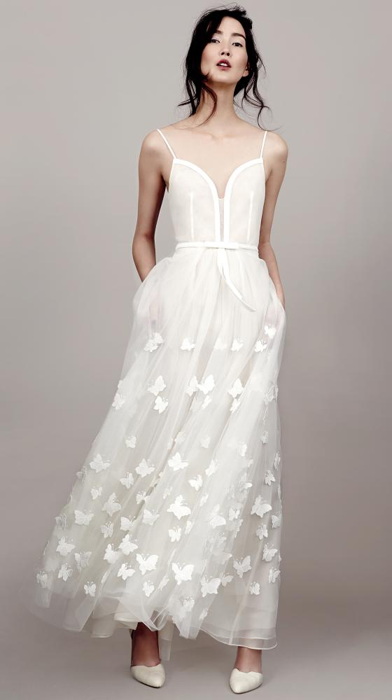 PERFECT PAPILLON DRESS